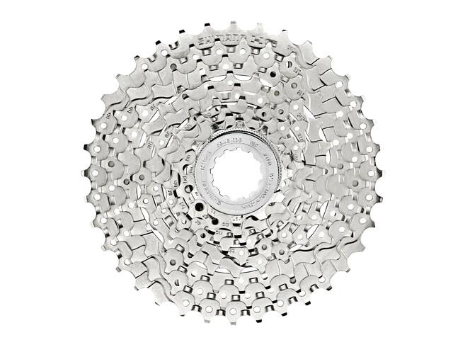 Shimano Alivio CS-HG400-9 Kassett 9-stegs silver